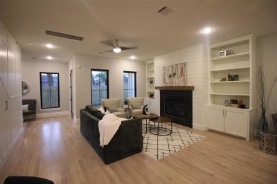 Houston Heights Single Family Home For Sale: 811 Herkimer Street