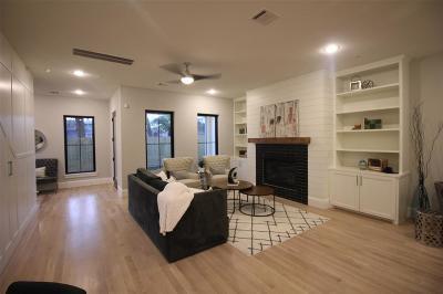 Houston Single Family Home For Sale: 811 Herkimer Street