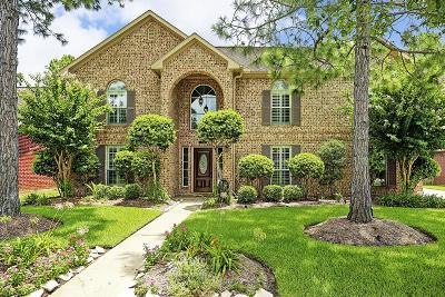 Galveston County Single Family Home For Sale: 308 Winding Oak Lane