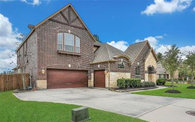 Conroe TX Single Family Home For Sale: $374,000