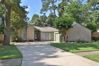 Single Family Home For Sale: 14810 Forest Lodge Drive