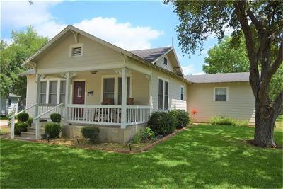 Colorado County Single Family Home For Sale: 113 E Hinton Road