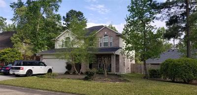 The Woodlands Single Family Home For Sale: 107 S Abram Circle