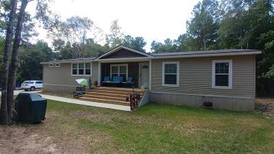 Dayton Single Family Home For Sale: 951 Cr 2328