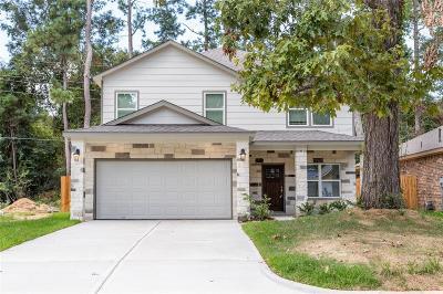 Huffman Single Family Home For Sale: 3623 Kennington Court