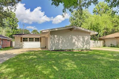Houston Single Family Home For Sale: 12335 Mullins Drive