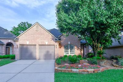 The Woodlands TX Single Family Home For Sale: $369,900