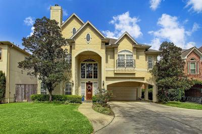Bellaire Single Family Home For Sale: 4710 Willow