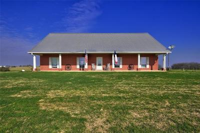 Austin County Farm & Ranch For Sale: 1060 Aschenbeck Road