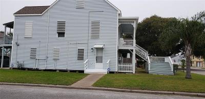 Galveston Rental For Rent: 3402 Ave P 1/2 Street