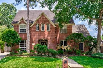 Houston Single Family Home For Sale: 4422 Brook Shadow
