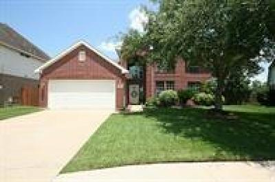 Pearland Single Family Home For Sale: 3902 Bracket