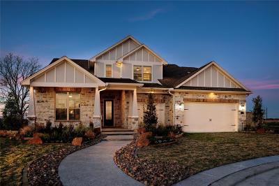 Richmond Single Family Home For Sale: 23018 Henderson Row Drive