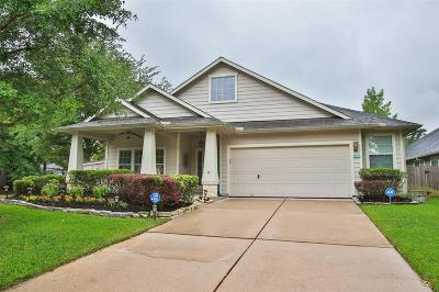 Humble Single Family Home For Sale: 12818 Whistling Springs Drive
