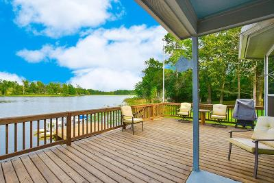 Conroe Single Family Home For Sale: 13010 Royal Shores Drive