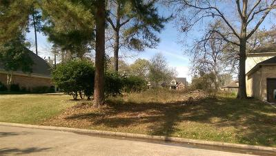 Montgomery County Residential Lots & Land For Sale: 13422 Hilton Head