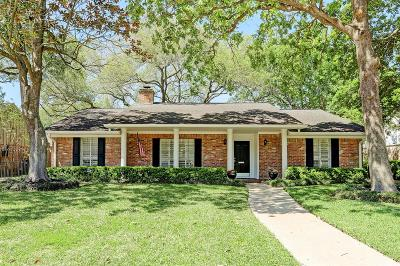 Houston Single Family Home For Sale: 10006 Piping Rock Lane
