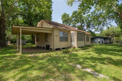 Houston Single Family Home For Sale: 2316 Hector Street