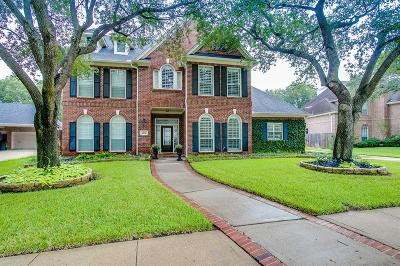 Katy Single Family Home For Sale: 2606 Silent Spring Creek Drive