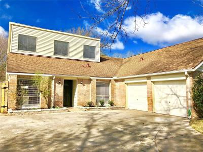 Spring TX Single Family Home For Sale: $198,900