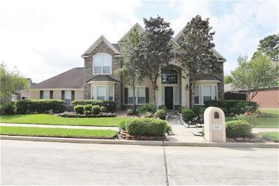 Baytown Single Family Home For Sale: 3211 Wilshire Lane