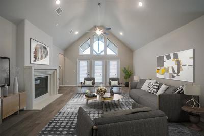 Fulshear Single Family Home For Sale: 28110 Long Mill Lane
