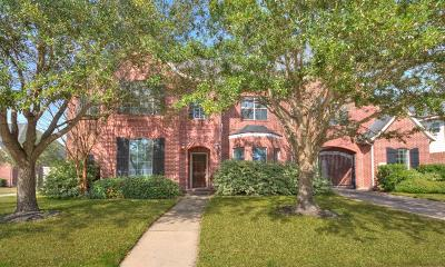 Manvel Single Family Home For Sale: 3523 Silvercreek Drive