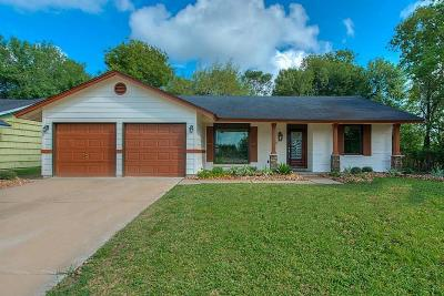 Houston Single Family Home For Sale: 5875 Overdale Street
