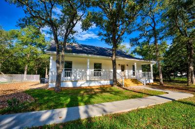 Burleson County Single Family Home Pending Continue to Show: 607 Vikings Veer