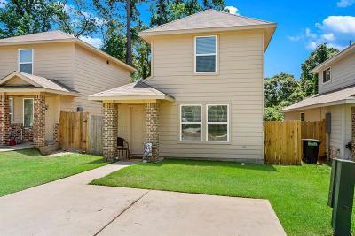 Montgomery County Single Family Home For Sale: 16697 E Hammon