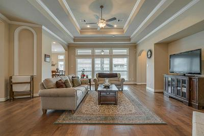 Montgomery Single Family Home For Sale: 125 Stonecrop Place