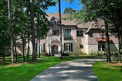 Magnolia Single Family Home For Sale: 10233 S Autumn Leaf Circle