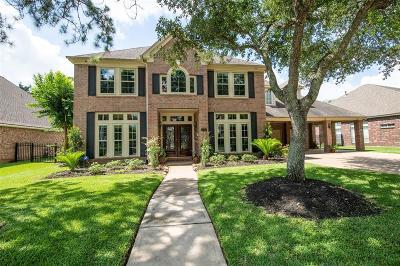 Katy Single Family Home For Sale: 22403 Stormcroft Lane