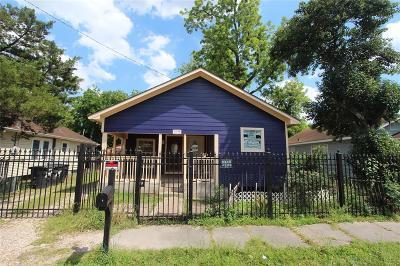Houston Multi Family Home For Sale: 210 N Estelle Street
