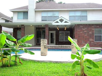Seabrook Single Family Home For Sale: 2322 Lord Nelson Drive
