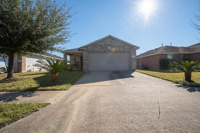 Cypress Single Family Home For Sale: 7230 Cypress Prairie Drive