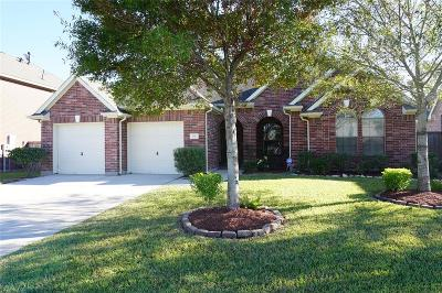 League City Single Family Home For Sale: 3313 Creek Gate Drive