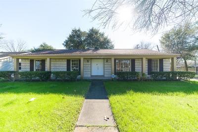 Houston Single Family Home For Sale: 9663 Val Verde Street