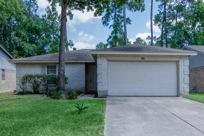 Spring Single Family Home For Sale: 2107 Pincher Creek Drive