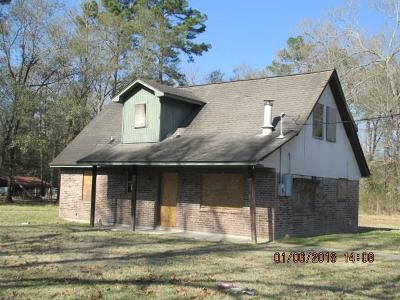 Huffman Single Family Home For Sale: 152 Lone Pine Drive