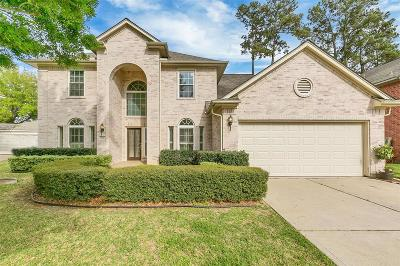 Tomball Single Family Home For Sale: 914 Arbor Pine