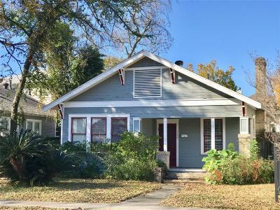 Houston Multi Family Home For Sale: 615 Arlington Street