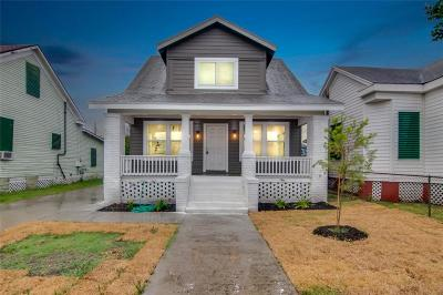 Galveston Single Family Home For Sale: 3415 Avenue M