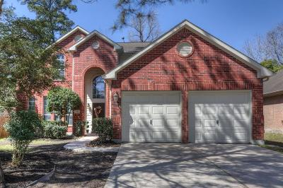 The Woodlands Single Family Home For Sale: 51 S Rambling Ridge Place