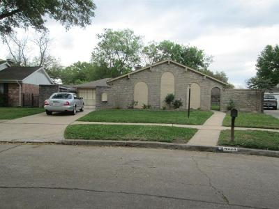 Houston Single Family Home For Sale: 4634 Wee Laddie