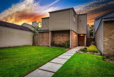 Houston Single Family Home For Sale: 1908 Courtney Lane Drive