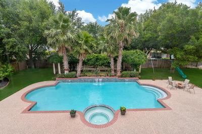 Katy Single Family Home For Sale: 5007 Bridge Creek Lane