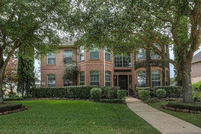 Pearland Single Family Home For Sale: 3908 Livingston Lake Court