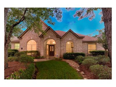 The Woodlands Single Family Home For Sale: 11 Herald Oak Court