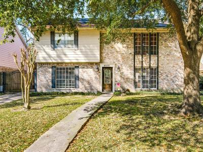 Houston Single Family Home For Sale: 5607 Deepcreek Lane